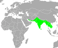 Merops orientalis distribution.PNG