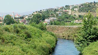 Mesopotam - Image: Mesopotam Am Fluss Bistrica