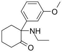 Image illustrative de l'article Méthoxétamine