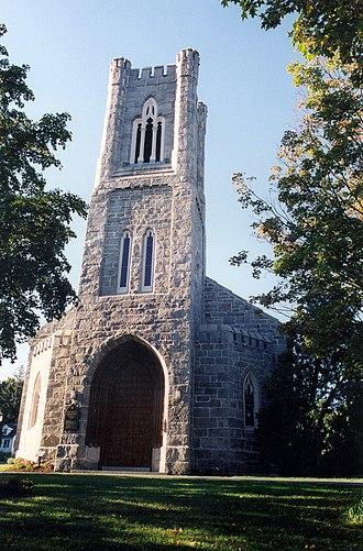 First Church Congregational (Methuen, Massachusetts) - Image: Methuen First Congregational
