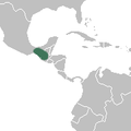 Mexipedium distribution map.png