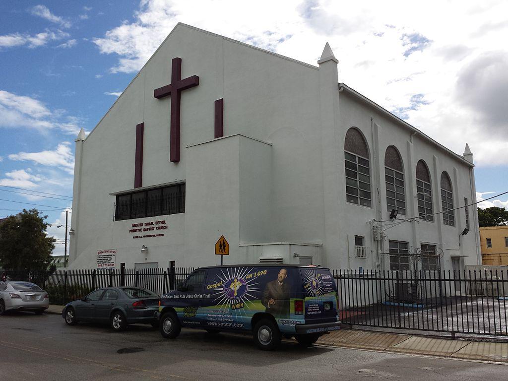 Methodist Church Miami Beach