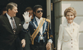 Michael Jackson Ronald and Nancy Reagan.png