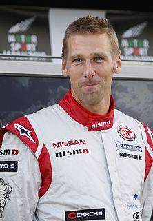 Michael Krumm German racing driver