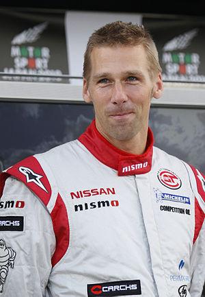 Michael Krumm - Krumm in 2010.