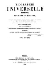 Michaud - Biographie universelle ancienne et moderne - 1843 - Tome 10.djvu