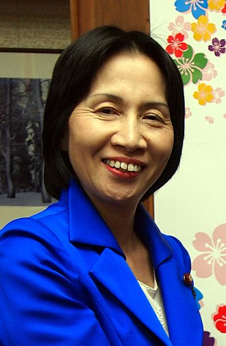 Midori Matsushima - at the Ministry of International Trade and Industry on November 5, 2013