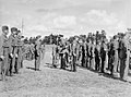 Military unit standing at attention (AM 79454-1).jpg