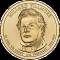 Millard Fillmore $1 Presidential Coin obverse sketch.png