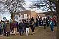 Milwaukee Public School Teachers and Supporters Picket Outside Milwaukee Public Schools Adminstration Building Milwaukee Wisconsin 4-24-18 1175 (27863907578).jpg
