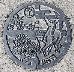 Kanaldeckel Tokushima