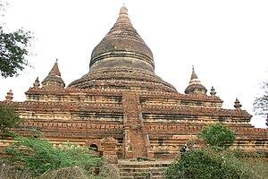 Narathihapate - The Mingalazedi Pagoda built by Narathihapate