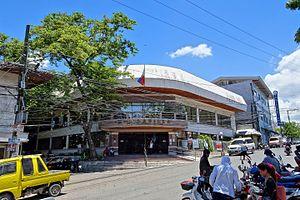 Minglanilla, Cebu - Minglanilla municipal hall