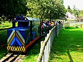 Miniature train, Beale Park, Lower Basildon - geograph.org.uk - 2048102.jpg