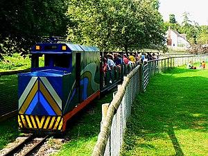 Beale Park - Beale Railway