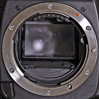 Minolta A-mount system