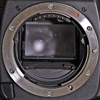 Minolta A-mount system - The Minolta A-mount