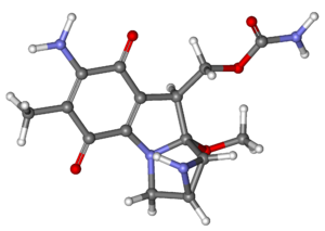 Mitomycin ball-and-stick.png