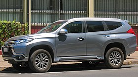 Image illustrative de l'article Mitsubishi Pajero Sport