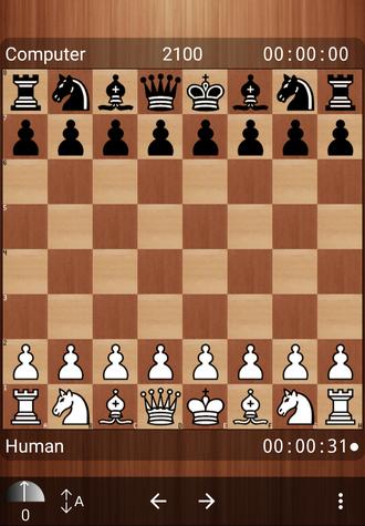 Free Internet Chess Server - Mobile Interface