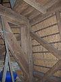 Molen Achtkante molen, houten achtkant achtkantstijl ondertafelement.jpg