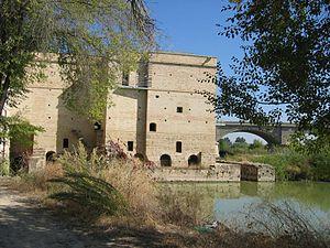 Mills of the Guadalquivir