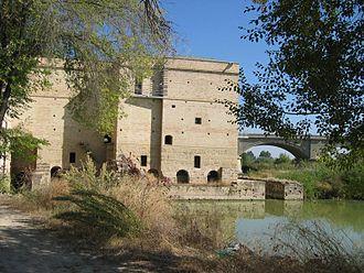 Mills of the Guadalquivir - Image: Molino de la Alegría (Córdoba, Spain)