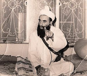 Mohammad Nabi Mohammadi - Image: Molvi Mohammad Nabi Mohammadi