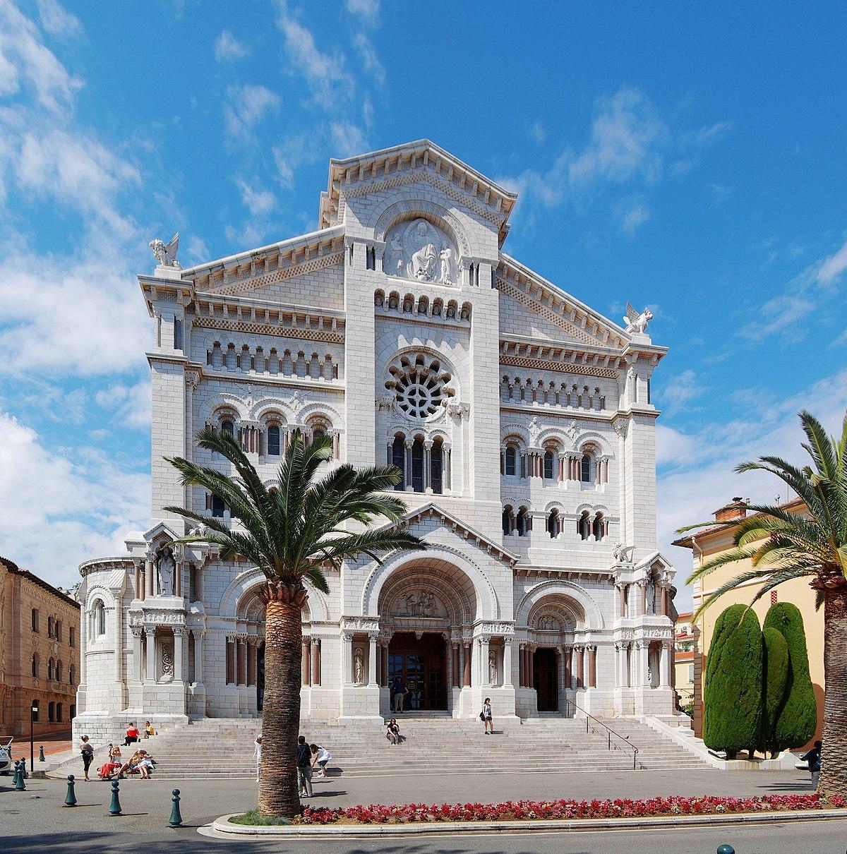 cattedrale dellimmacolata concezione monaco wikipedia