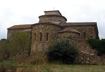 Monasterio de Sant Miquel de Cruïlles