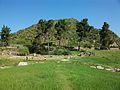 Mont Croni (Kronion), Olímpia.JPG
