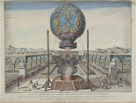 Gebrüder Montgolfier Wikiwand
