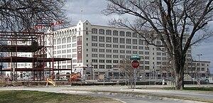 Montgomery Plaza - Image: Montgomery Plaza FW1