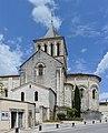 Montmoreau 16 Église Abside&clocher 2014.jpg
