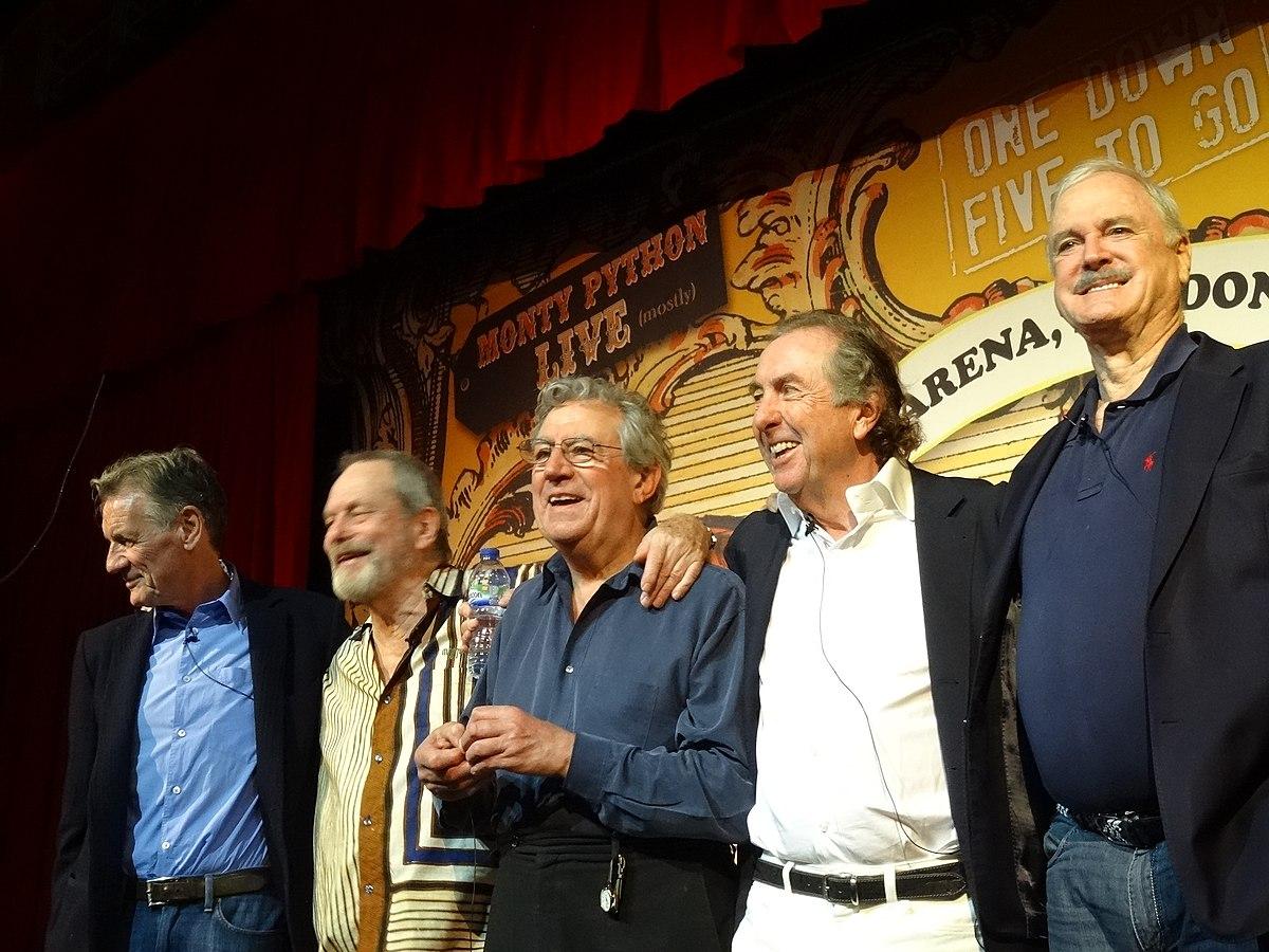 Monty Python Wikipédia A Enciclopédia Livre