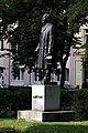 Monument to Adolf Heyduk in Písek in 2012 (1).JPG