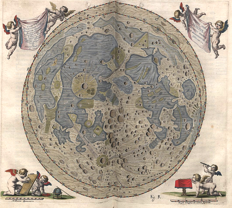 Moon by Johannes hevelius 1645.PNG