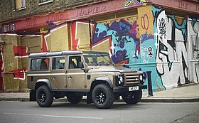 Image illustrative de l'article Land Rover Defender