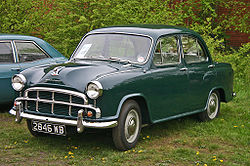 Morris Oxford Series III (1956–1959)