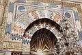 Moschea del sultano hasan, 1362, interno, mihrab 02.JPG