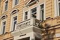 Moscow, Sadovaya-Kudrinskaya 26-40 c.4 - central balcony (43860603111).jpg