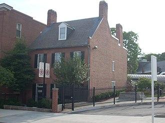 St. Mary's Seminary and University - Mother Seton House