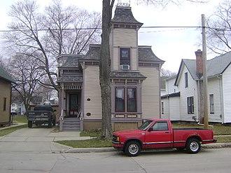 Mount Clemens, Michigan - Image: Mount Clemens Victorian