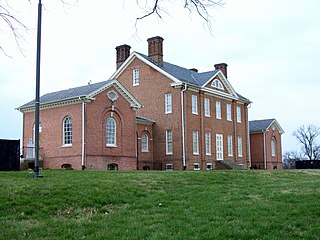 Mount Clare (Maryland) United States historic place