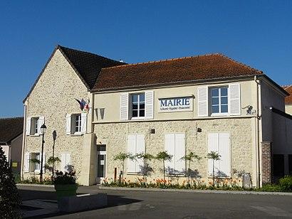 Comment aller à Moussy-Le-Neuf en transport en commun - A propos de cet endroit