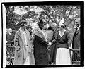 Mrs. Harding with Mrs. Jessup & Mallory LOC npcc.06303.jpg