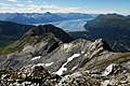 Mt. Alyeska summit, looking back over Max's and Turnagain Arm (36329849160).jpg