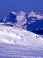 Mt Lyell 1, 2, 3 from the Columbia Icefield.jpg