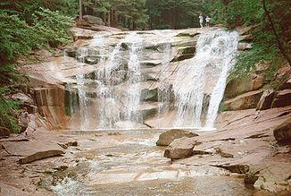 Mummelfall (Mumlavský vodopád)