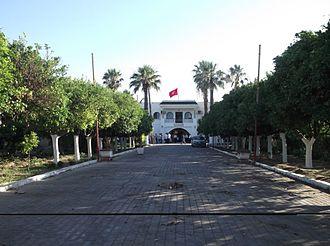 Ras Jebel - Image: Municipalité